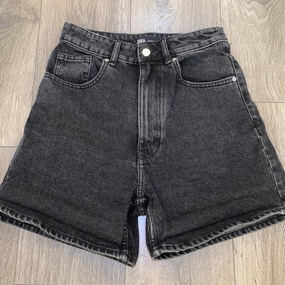 Zara Mom Shorts Size 2